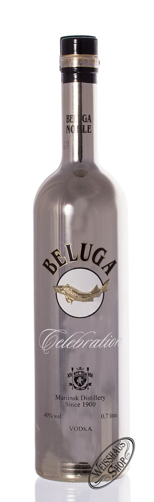 Beluga Celebration Russian Vodka 40% vol. 0,70l
