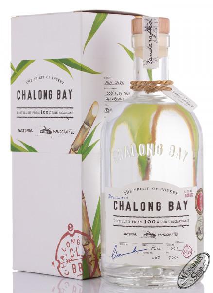 Chalong Bay Rum 40% vol. 0,70l