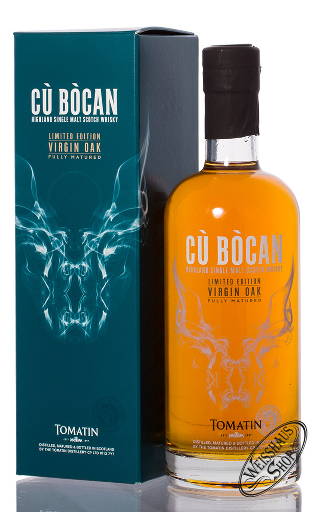 Tomatin C� B�can Virgin Oak Limited Edition Whisky 46% vol. 0,70l