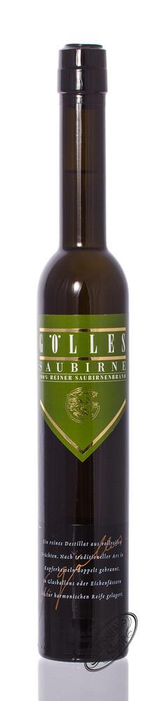 G�lles Saubirne Birnenbrand 43% vol. 0,35l