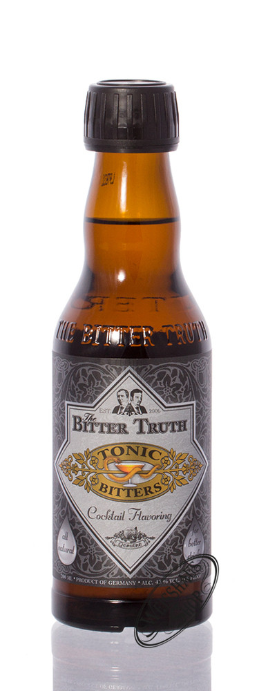 The Bitter Truth Tonic Bitter 43% vol. 0,20l