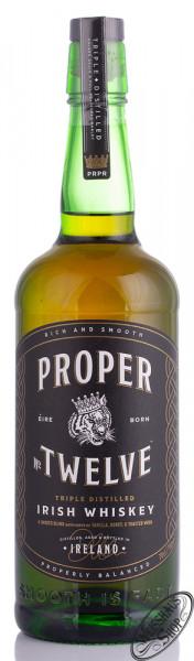 Proper No. Twelve Irish Whiskey 40% vol. 0,70l