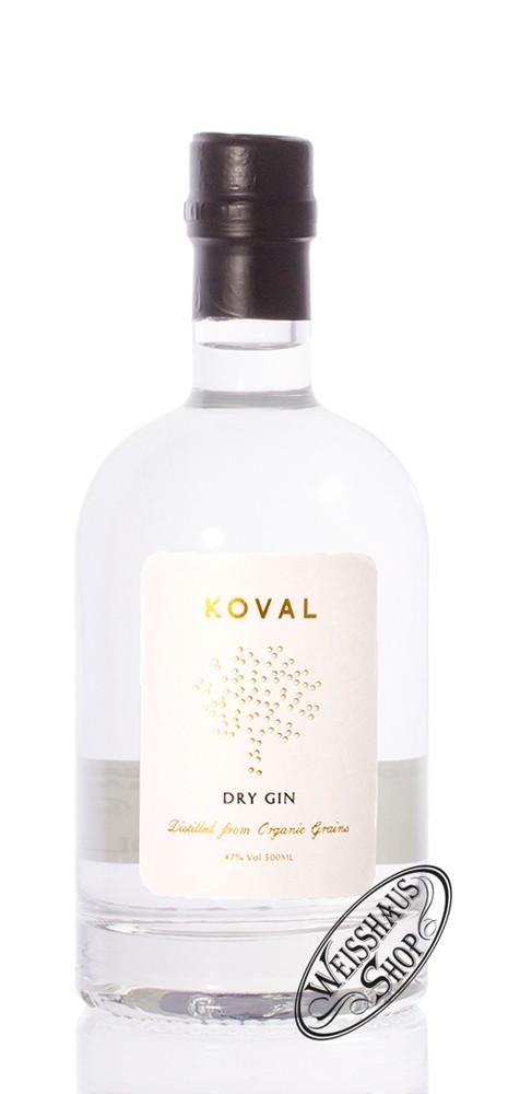 Koval Sylvan Gin 47% vol. 0,50l