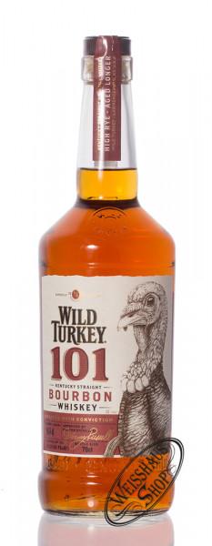 Wild Turkey 101 Proof Bourbon Whiskey 50,5% vol. 0,70l