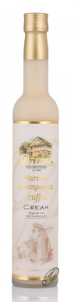 Prinz Marc de Champagne Trüffel Cream Likör 15% vol. 0,50l