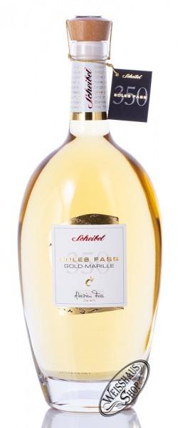 Scheibel Edles Fass 350 Gold Marille Brand 41% vol. 0,70l