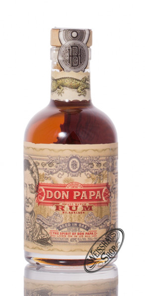 Don Papa Rum 40% vol. 0,20l