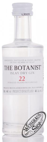 Bruichladdich The Botanist Islay Gin Miniatur 46% vol. 0,05l