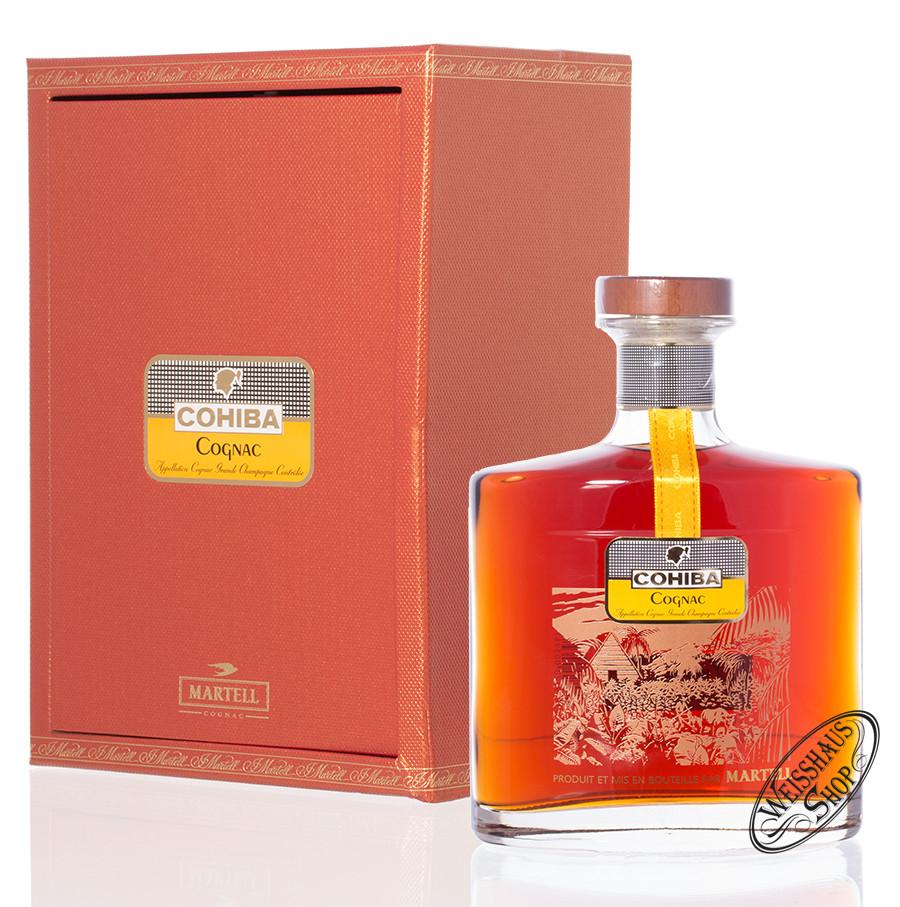 Martell Cohiba Grande Champagne Cognac 43% vol. 0,70l