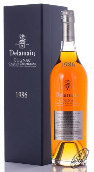 Delamain Millesime Vintage 1986 Cognac 40% vol. 0,70l