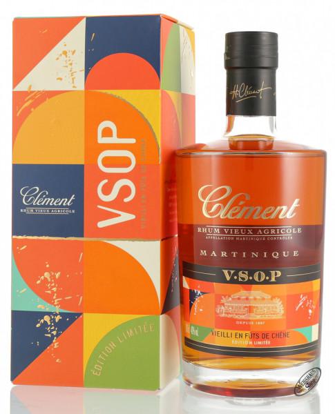 Clement Rhum Agricole VSOP 40% vol. 0,70l