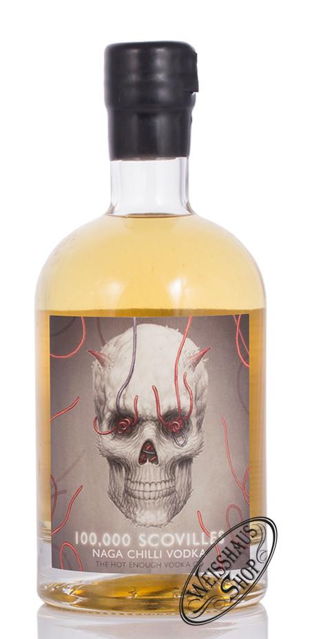 Atom Supplies Ltd. Naga Chilli Vodka 100.000 Scovilles 40% vol. 0,70l
