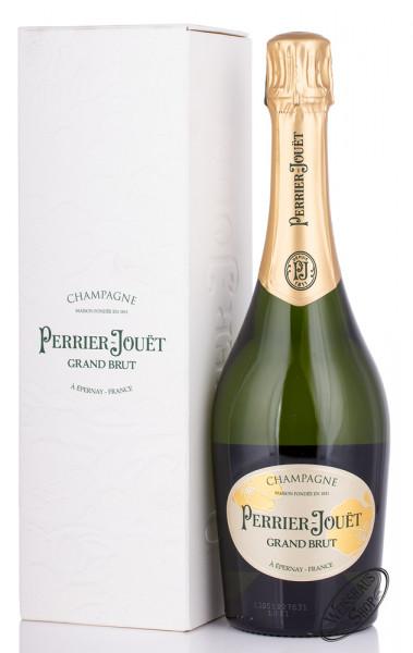 Perrier-Jouet Grand Brut Champagner in Geschenkkarton 12% vol. 0,75l