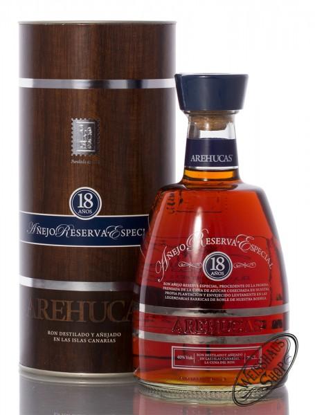 Arehucas Anejo Reserva Especial 18 YO Rum 40% vol. 0,70l
