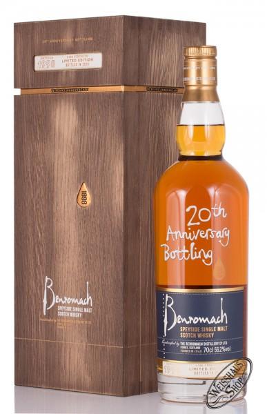 Benromach 20th Anniversary Bottling Single Malt Whisky 56,2% vol. 0,70l