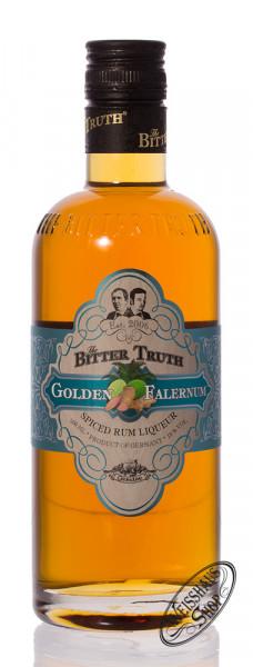The Bitter Truth Golden Falernum 18% vol. 0,50l