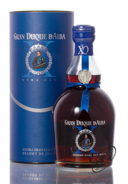 Gran Duque d'Alba XO Brandy 40% vol. 0,70l
