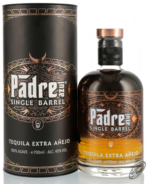 Padre azul Extra Anejo Super Premium Tequila 40% vol. 0,70l