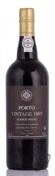 Ramos Pinto Vintage 1997 Port 20% vol. 0,75l