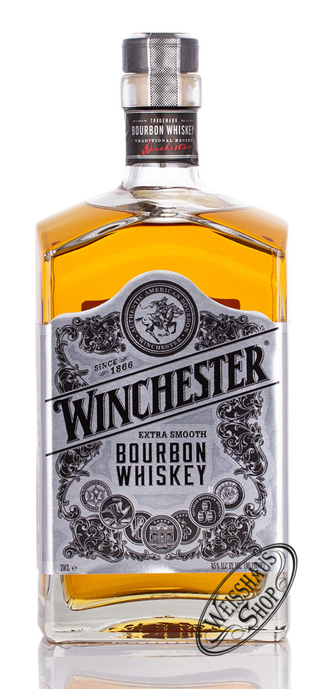 Winchester Distillery Winchester Bourbon Whiskey 45% vol. 0,70l
