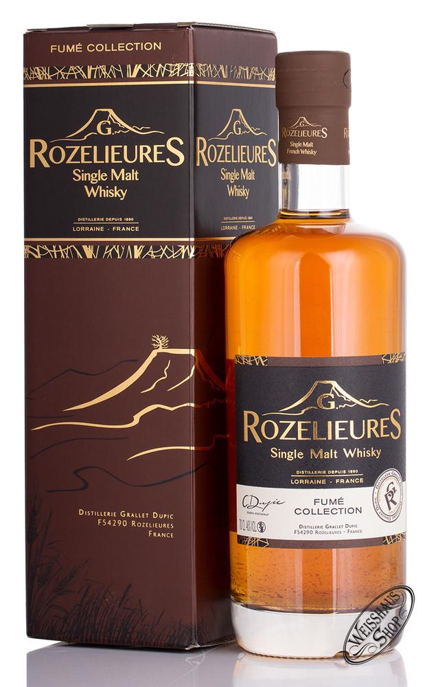 Pierre Ferrand Rozelieures Fum� Collection Single Malt Whisky 46% vol. 0,70l