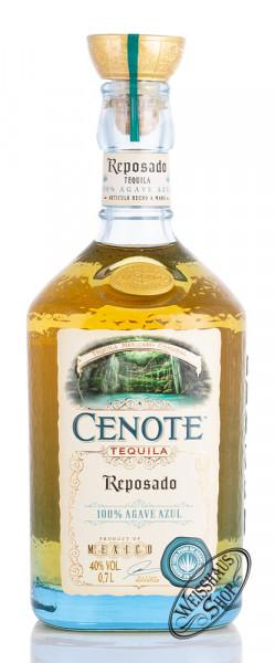 Cenote Tequila Reposado 40% vol. 0,70l
