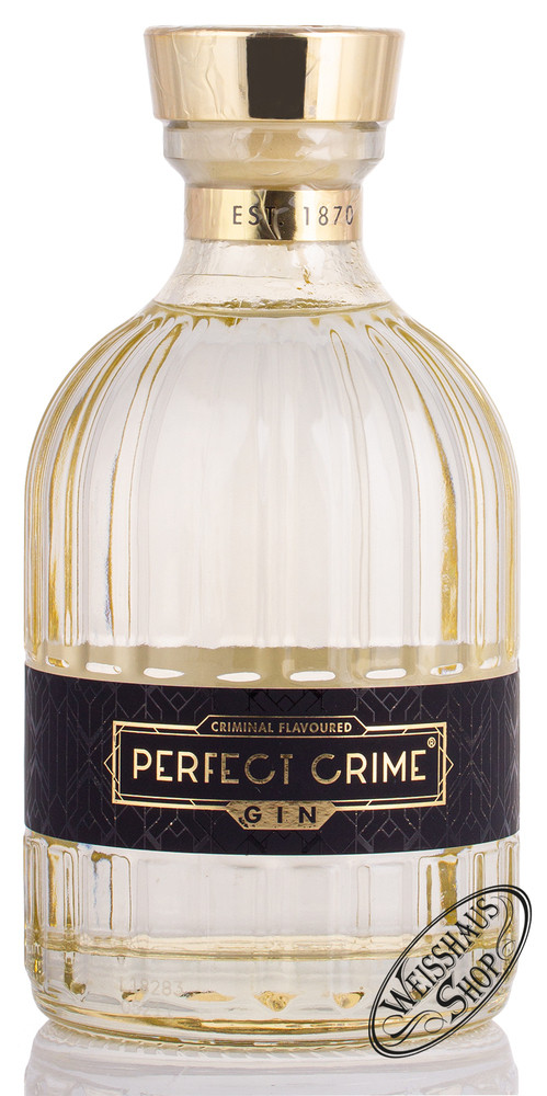 Hedonist Perfect Crime Gin 41,4% vol. 0,50l
