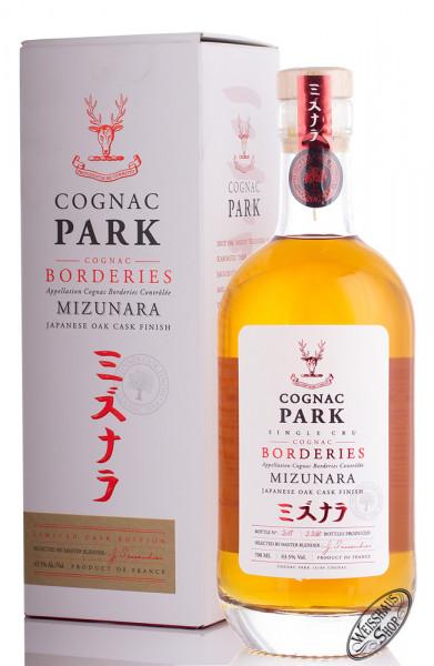 Park Borderies Mizunara Finished Cognac 43,5% vol. 0,70l
