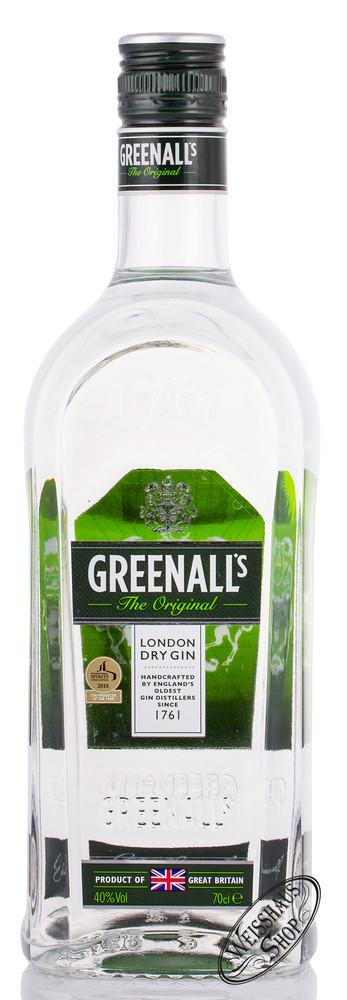 Greenall's London Dry Gin 40% vol. 0,70l