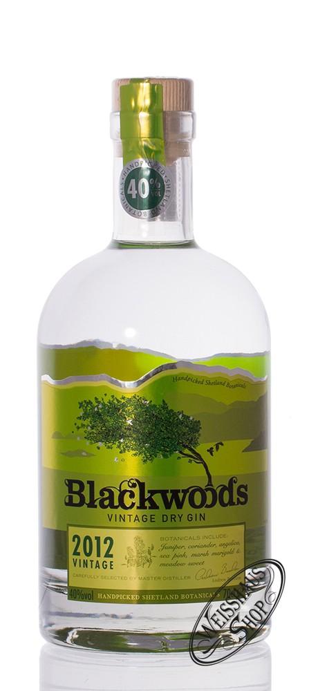 Blackwoods Blackwood's Vintage Dry Gin 40% vol. 0,70l