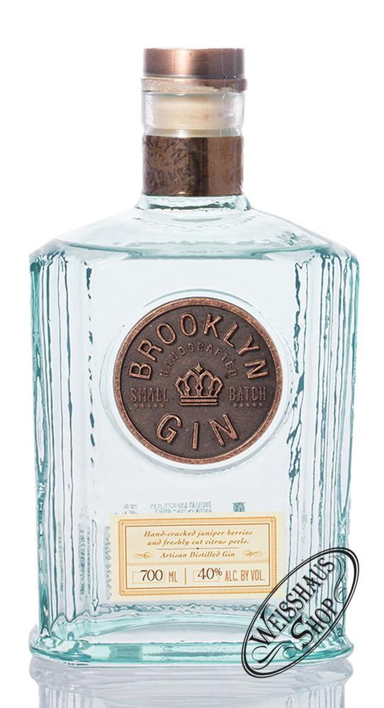 Brooklyn Gin 40% vol. 0,70l