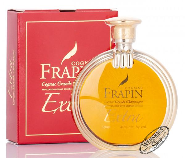 Frapin EXTRA Cognac 40% vol. 0,05l Miniatur