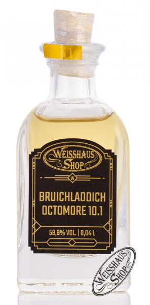Bruichladdich Octomore 10.1 Scottish Barley Islay Whisky 59,8% vol. 0,04l Weisshaus Sample