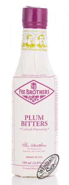 Fee Brothers Plum Bitters 12% vol. 0,15l