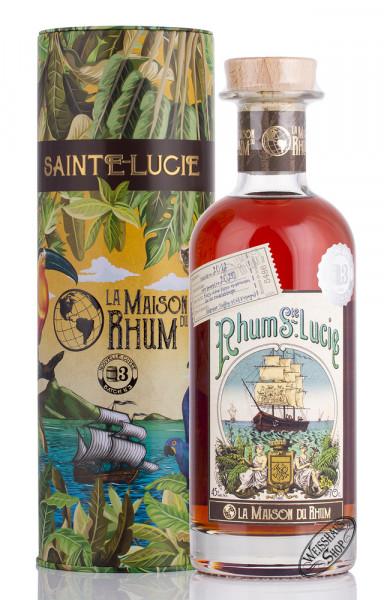 La Maison du Rhum Sainte Lucie 45% vol. 0,70l