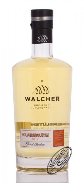 Walcher Holunderblütenlikör 17% vol. 0,70l