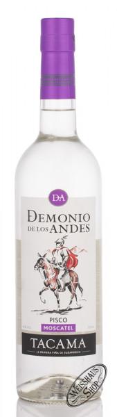 Demonio de los Andes Pisco Moscatel 40% vol. 0,70l