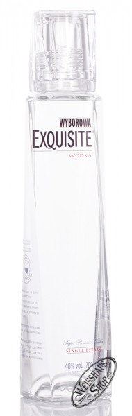 Wyborowa Exquisite Vodka 40% vol. 0,70l