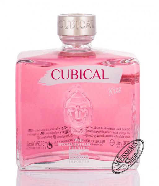 Cubical Premium Special Dry Kiss Gin 37,5% vol. 0,70l