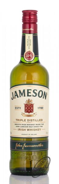 Jameson Irish Whiskey 40% vol. 0,70l