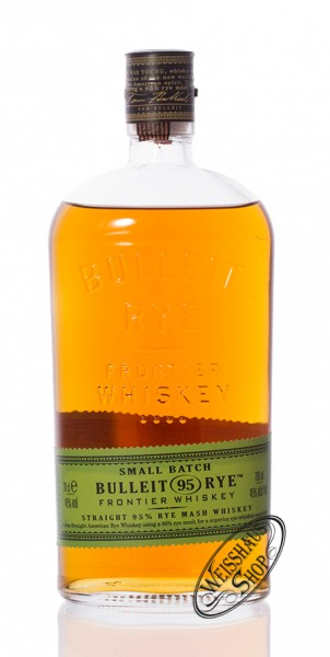 Bulleit Rye Whiskey 45% vol. 0,70l