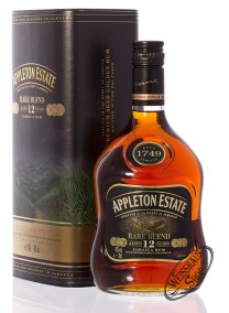 Appleton Estate 12 YO Jamaica Rum 43% vol. 0,70l A5002293