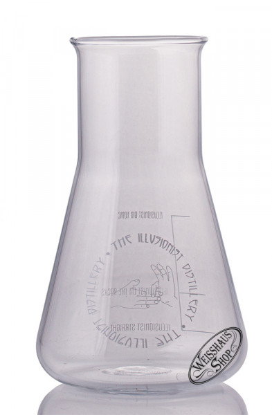 The Illusionist Erlenmeyer Gin Glas