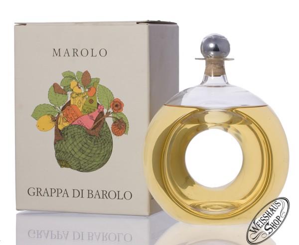 Marolo Grappa di Barolo Foro 42% vol. 0,50l