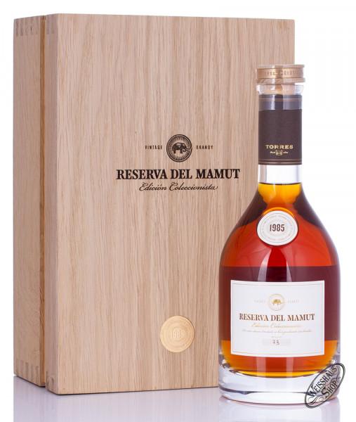 Torres Reserva del Mamut Brandy 42% vol. 0,70l