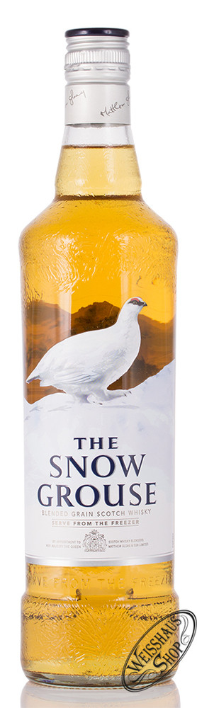 The Famous Grouse The Snow Grouse Whisky 40% vol. 0,70l