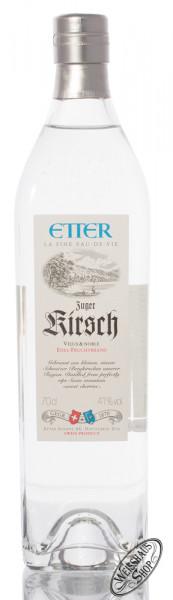Etter Zuger Kirsch 41% vol. 0,70l