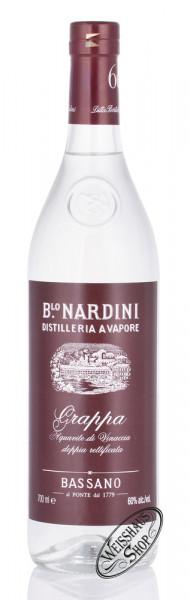Nardini Grappa Bianca 60 60% vol. 0,70l