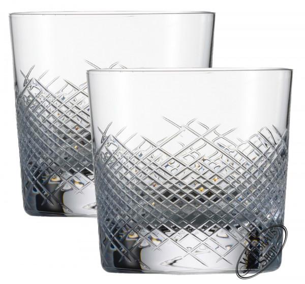 Schott-Zwiesel Hommage Cométe Whisky/Rum Tumbler groß Set 2 Gläser