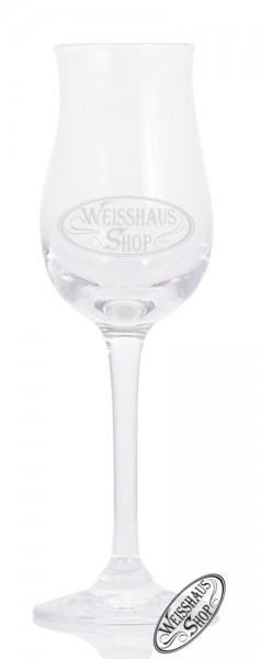 Weisshaus Shop Tasting Glas